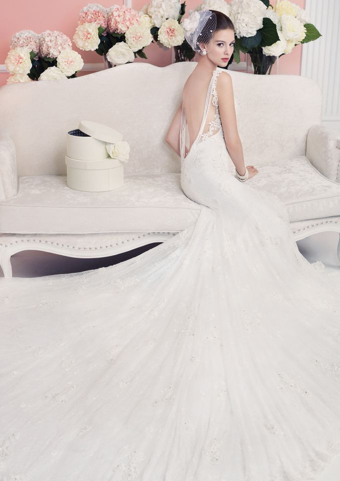 Pink & Audrey Wedding Collection by Digio Bridal - 010