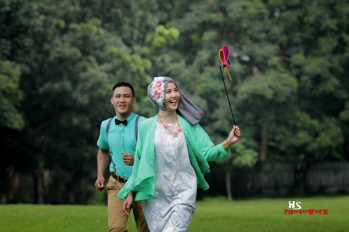 fun wedding by HS Photoworks - 003