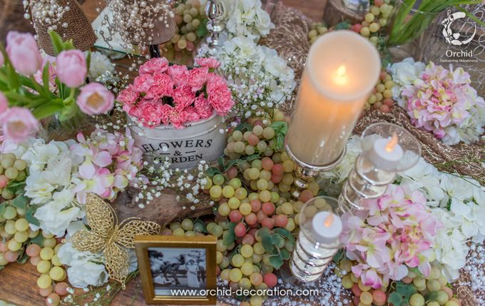 Live & Love by Orchid Florist and Decoration - 006