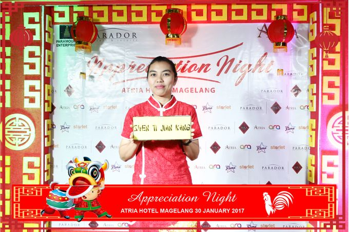 APPRECIATION NIGHT ATRIA HOTEL MAGELANG by omitoo - 010