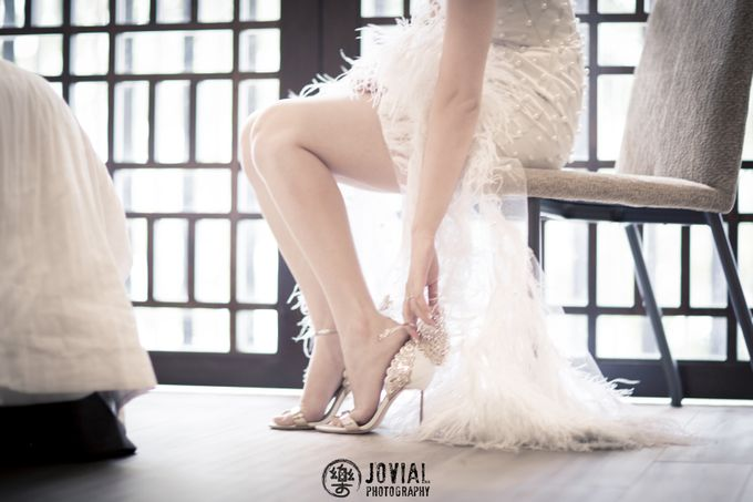 Wedding Actual Day & Pre Wedding by Jovial Photography - 024