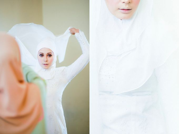 Zuhairah & Fuad by The Rafflesia Wedding & Portraiture - 006