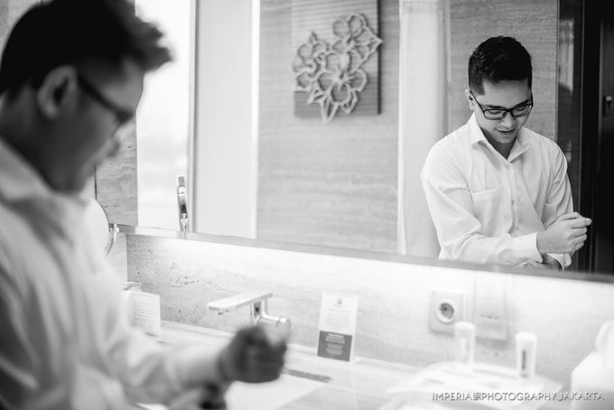Yonathan & Dina Wedding by Imperial Photography Jakarta - 008