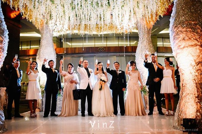 WEDDING OF IVAN & NOVA by Sofitel Bali Nusa Dua Beach Resort - 007