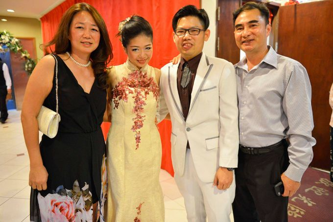 Cindy & Jason by Faith Wedding Event - 012
