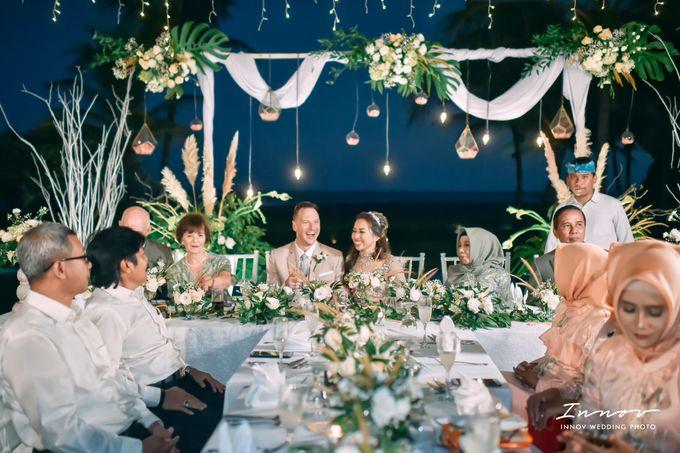 THE WEDDING Of  Mr KARLPEMER & Ms Susiani Retno by APLUS DECORATION & WEDDING PLANNER - 007