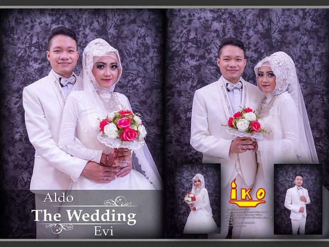 Rias & Busana Pengantin by IKO Catering Service dan Paket Pernikahan - 027