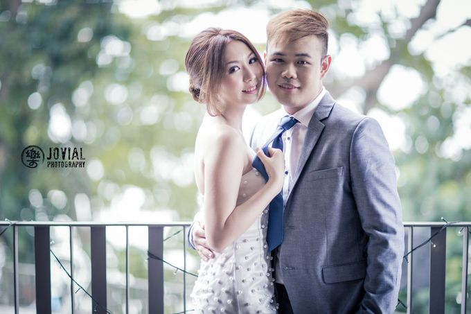 Wedding Actual Day & Pre Wedding by Jovial Photography - 026