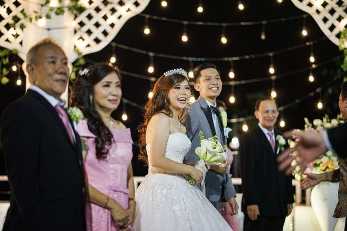 Wedding Of Agnes & Krisna by Ohana Enterprise - 003