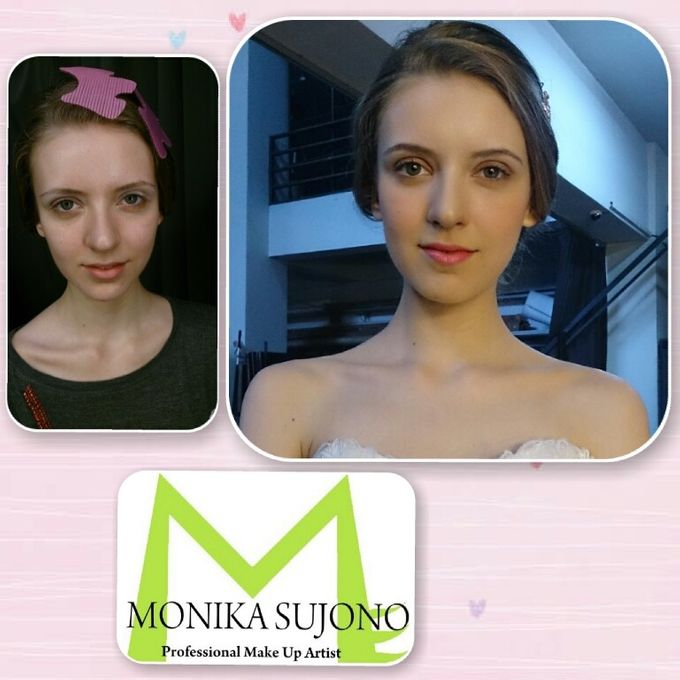 Before After Make up by Monika Sujono Make Up Artist - 019