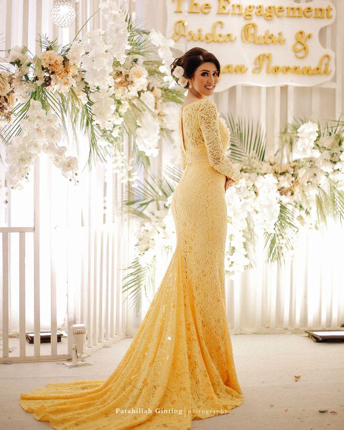 The Engagement of Ariska Putri Pertiwi & Tengku Ryan Novandi by Anaz Khairunnaz - 009