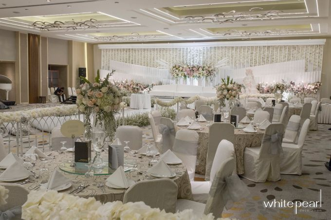 Pullman jakarta Thamrin by White Pearl Decoration - 007