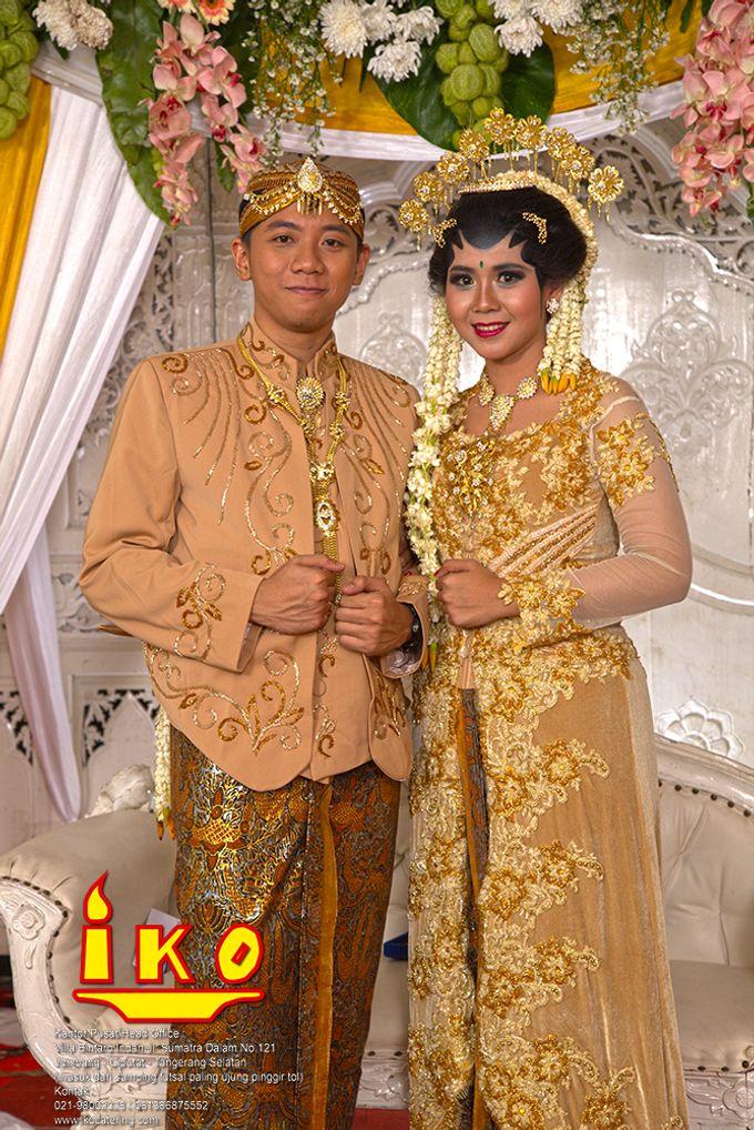 Rias & Busana Pengantin by IKO Catering Service dan Paket Pernikahan - 018
