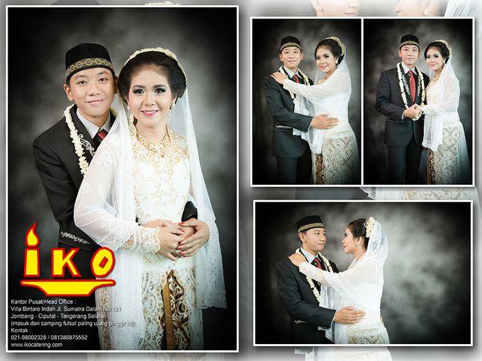Rias & Busana Pengantin by IKO Catering Service dan Paket Pernikahan - 019