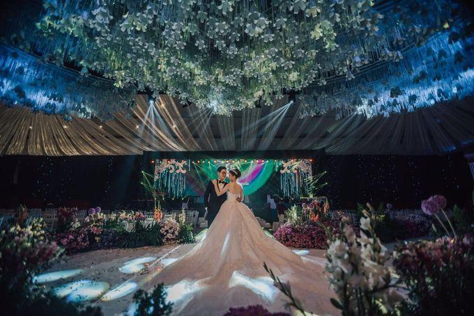 lighting wedding by FLAT PRODUCTION - 004