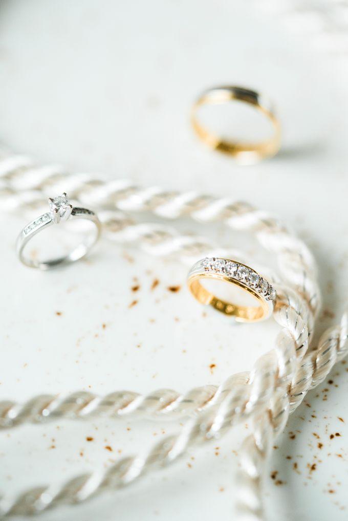 Mark & Tin A Royal Themed wedding by Peach Frost Studio - 009