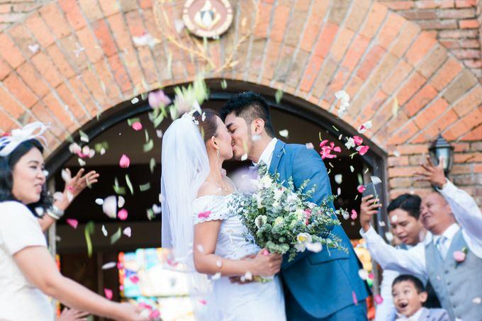 Caleruega morning wedding