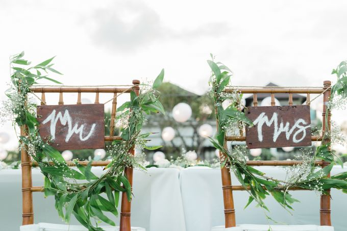 The Wedding of Denise & Samuel by Bali Eve Wedding & Event Planner - 011