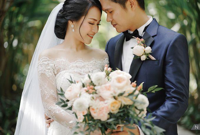 Reinaldo & Beatrice Wedding by NOMINA PHOTOGRAPHY - 011