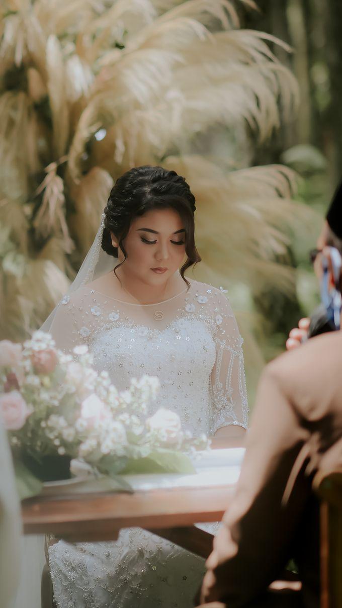 wedding Indah & Mohamed by yellow bird - 010