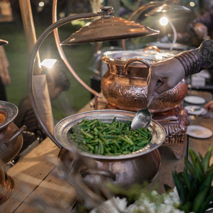 Wedding of Kicha & Bimo by Minity Catering - 011