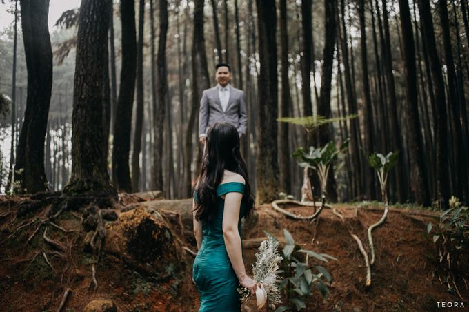 Endy & Selvi Jakarta Prewedding by Rent a Gown - 009