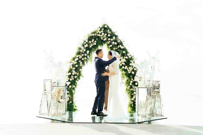 Kamaya Bali Wedding by White Roses Planner by White Roses Planner - 011