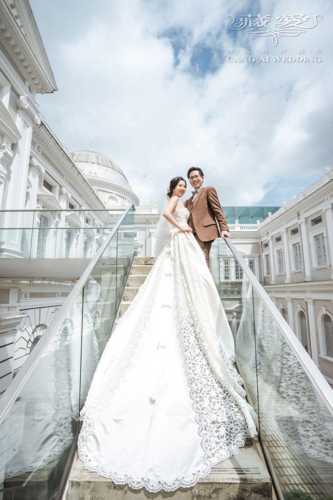 Elegance by Cang Ai Wedding - 005