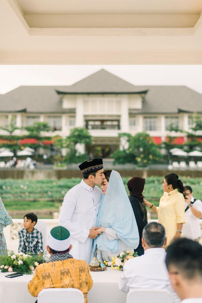 Wedding of Aliff Ali Khan & Aska Ongi by Gusde Photography - 008