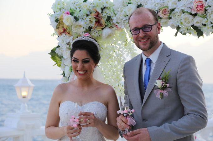 Persian wedding of Bahar & Andreas by Wedding City Antalya - 011