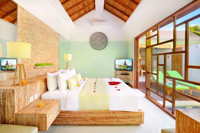 Honeymoon Package at Manca Villa Bali by Ayona Villa - 001