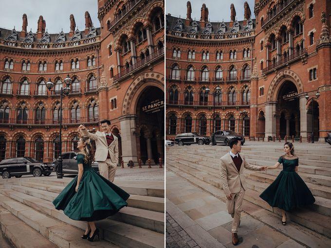 PRE - WEDDING DERIAN & GRACE BY RIO YAPARI by All Seasons Photo - 010