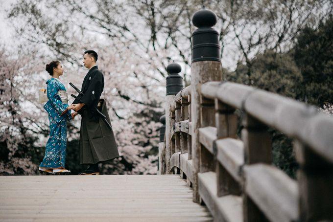 Ditto & Silvy Prewedding by Dhika by MA Fotografia - 011