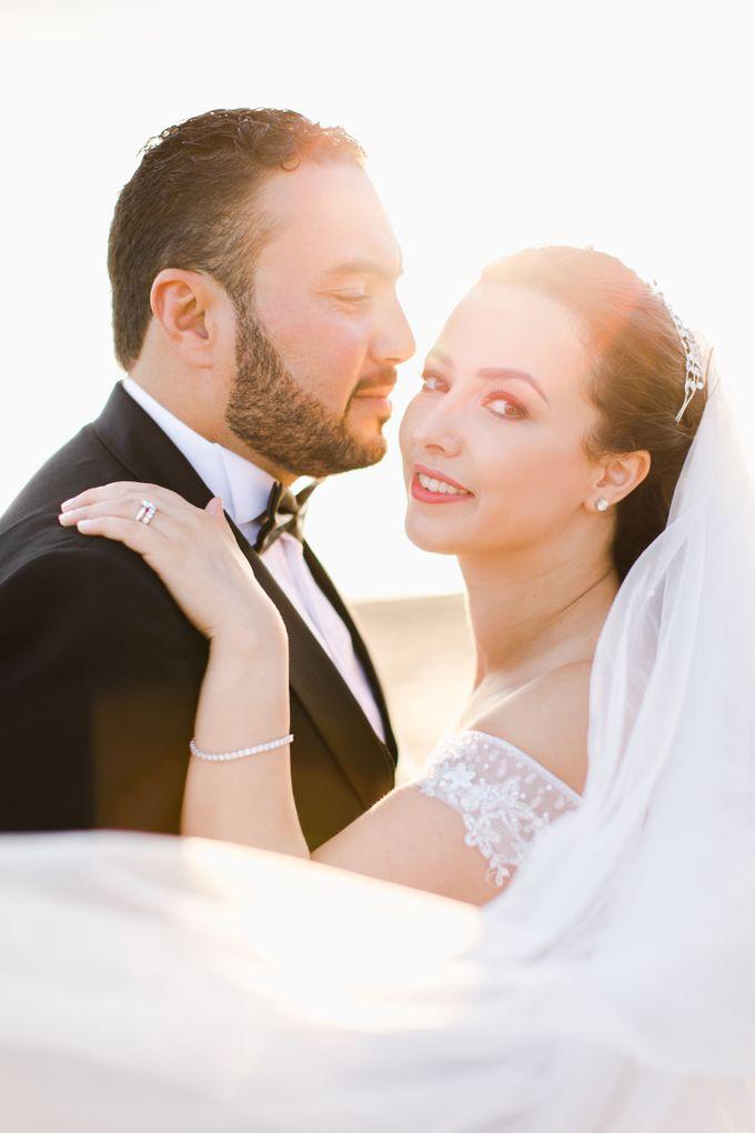 Wedding Hicham & Aki by Putri Bali Makeup - 011