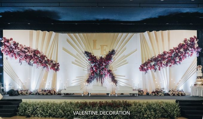 Ludwig & Eve Wedding Decoration by Andy Lee Gouw MC - 011
