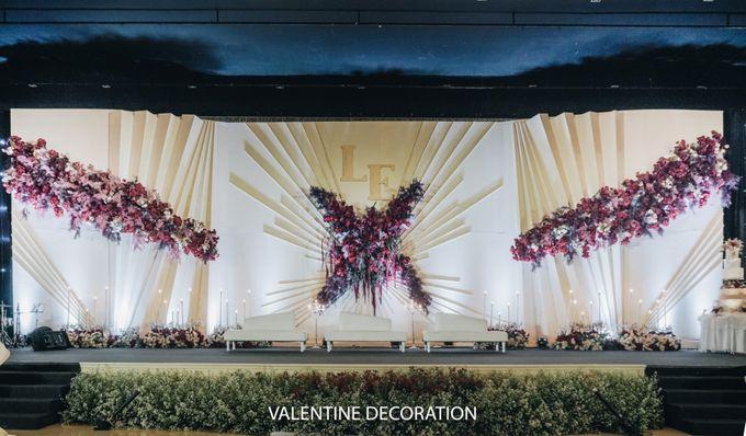 Ludwig & Eve Wedding Decoration by Valentine Wedding Decoration - 011