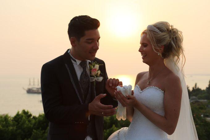 German Wedding in Antalya - Davut & Katya - by Wedding City Antalya - 011