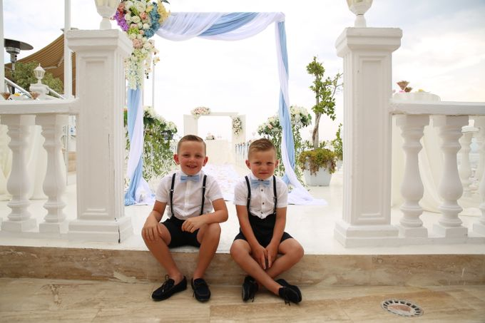 Mica & Ross British wedding by Wedding City Antalya - 011