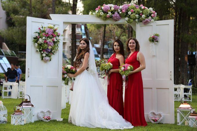 Tatyana & Vladimir Kazakh Wedding in Antalya by Wedding City Antalya - 001