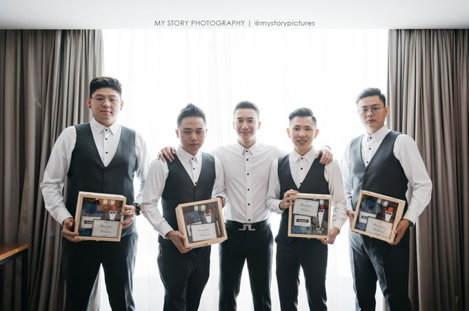 Wedding Tobi & Chrisania by My Story Photography & Video - 011