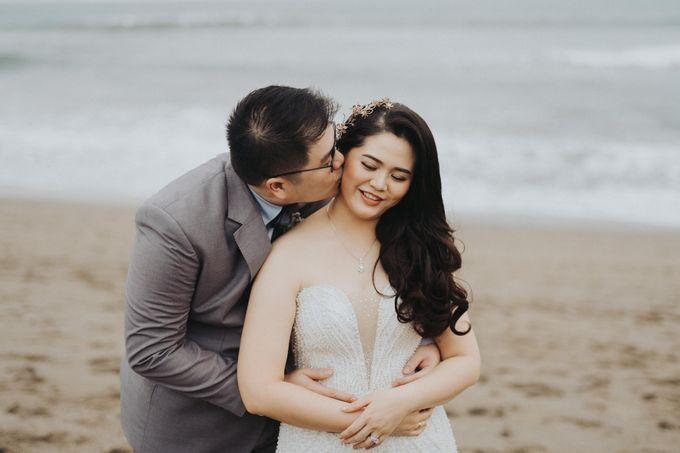 Makeup Wedding Dicky & Erika by Panda Wedding Organizer - 011