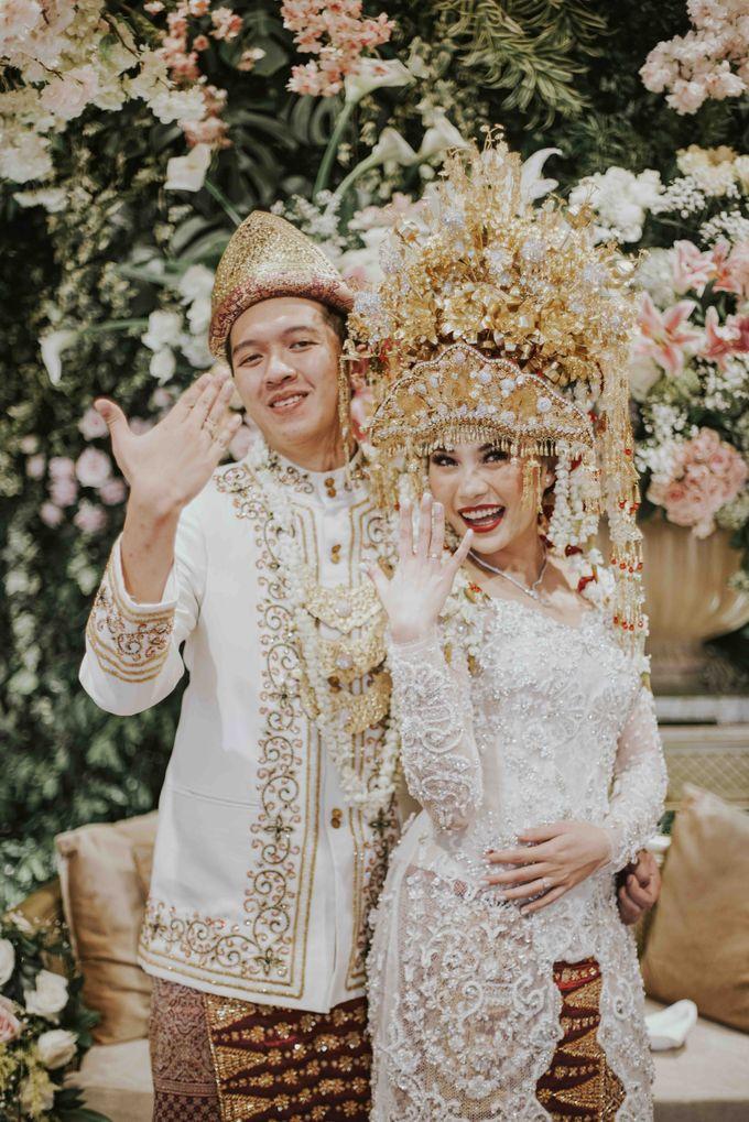 Elisa & Faris Wedding by Speculo Weddings - 010