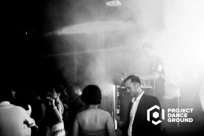 Donald & Pauline Wedding After Party by Project Dance Ground - 003