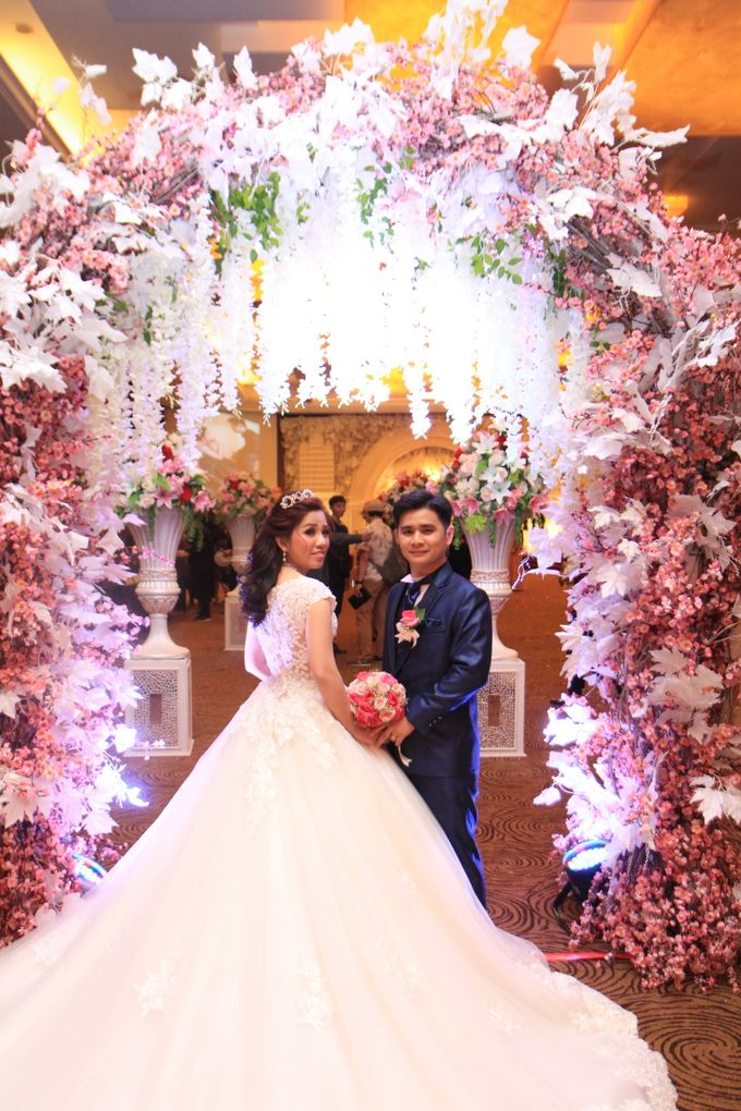 Wedding Party of Ardian and Moniah at Angke Restaurant by JJ Bride - 002