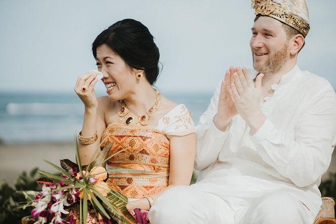 Nagisa Bali Wedding for Sacha & Ana by Nagisa Bali - 012