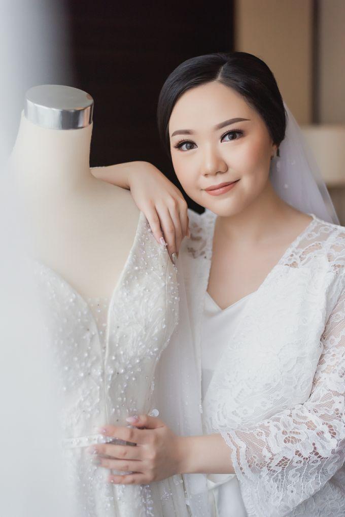 Benny & Sara's Wedding by Mandarin Oriental, Jakarta - 008