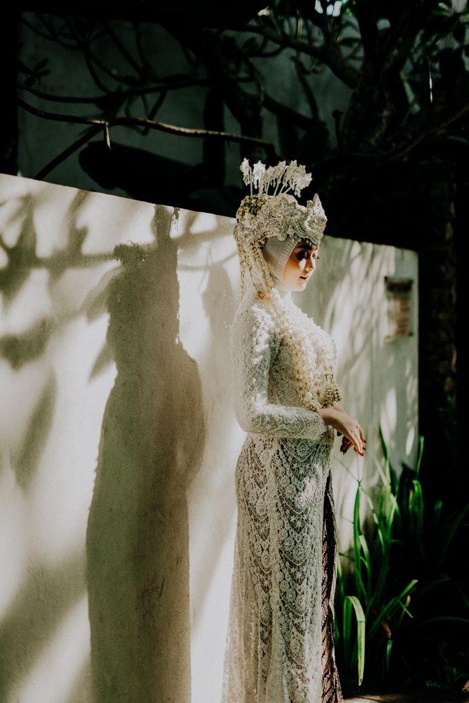 Dheafina & Nur Wedding at Azila Villa by AKSA Creative - 011