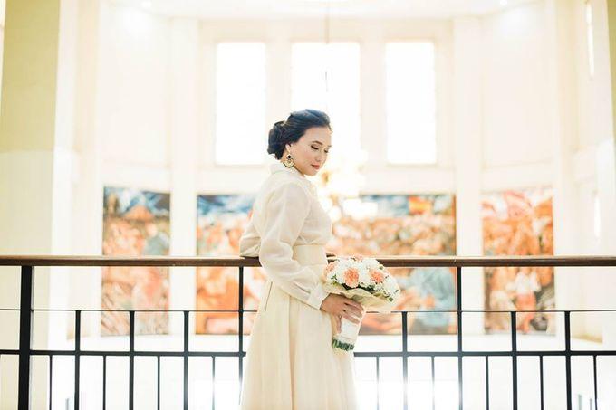 Civil Wedding by Bride Idea - 011