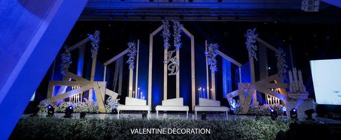 Jason & Devina Wedding Decoration by Valentine Wedding Decoration - 010