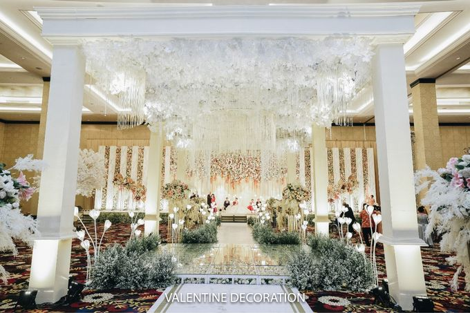 Ary & Dita  Wedding Decoration by MY MUSE BY YOFI - 011